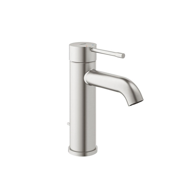GROHE 23589.DC<br>New Essence 面盆龍頭<br>(超鋼色)示意圖